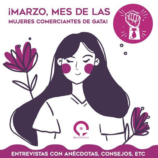 La Dona Comerciant: 8M – conoce el poder de 8 grandes Mujeres